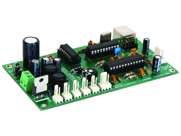 Velleman K8096 1 Channel Usb Motor Card